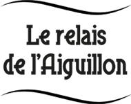 Le relais de l'Aiguillon Logo